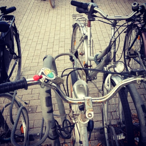 Multi geht auch AM Fahrrad