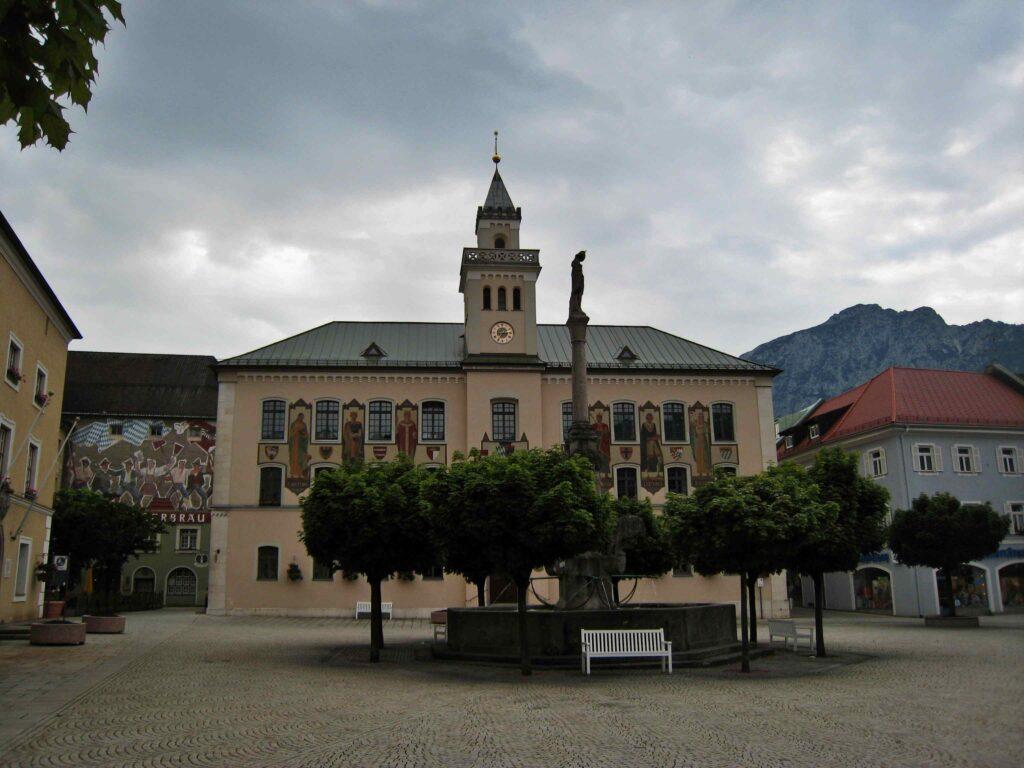 Rathaus von Bad Reichenhall