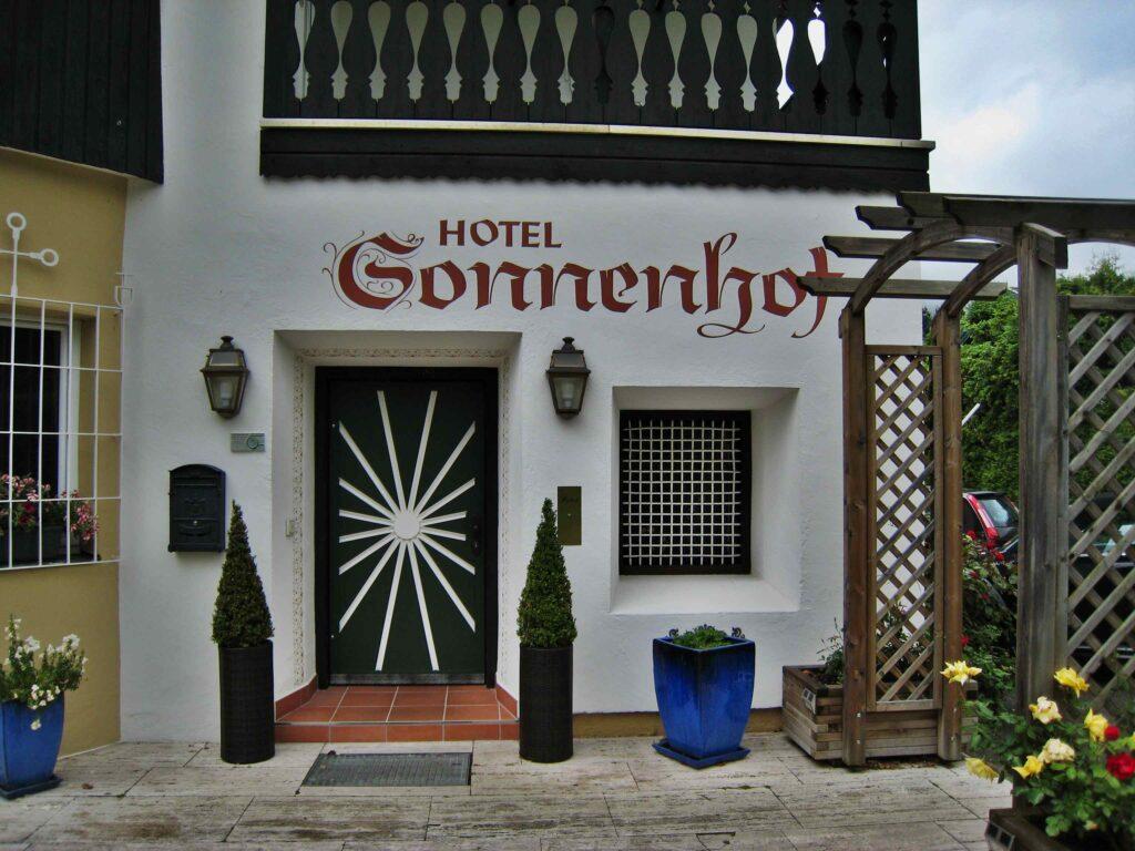 Hotel Sonnenhof in Bayrisch Gmain