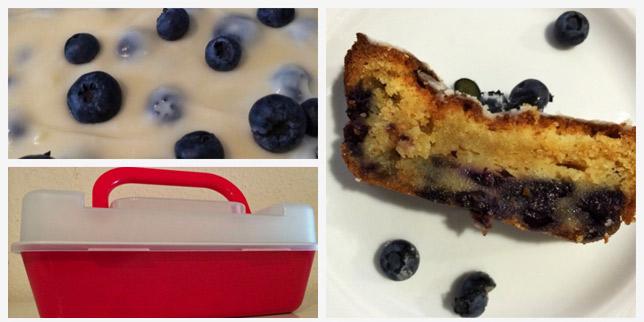 Genuss im Kasten: Kuchen für unterwegs