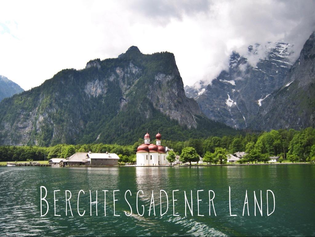 Ausflugs-Highlights im Berchtesgadener Land