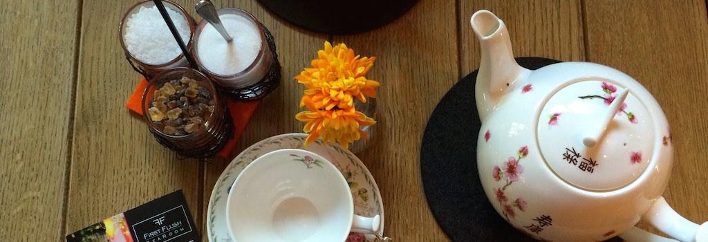 Teatime in NRW