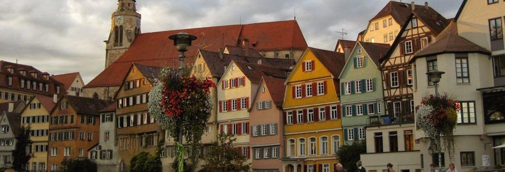 Bilderbuchstadt Tübingen