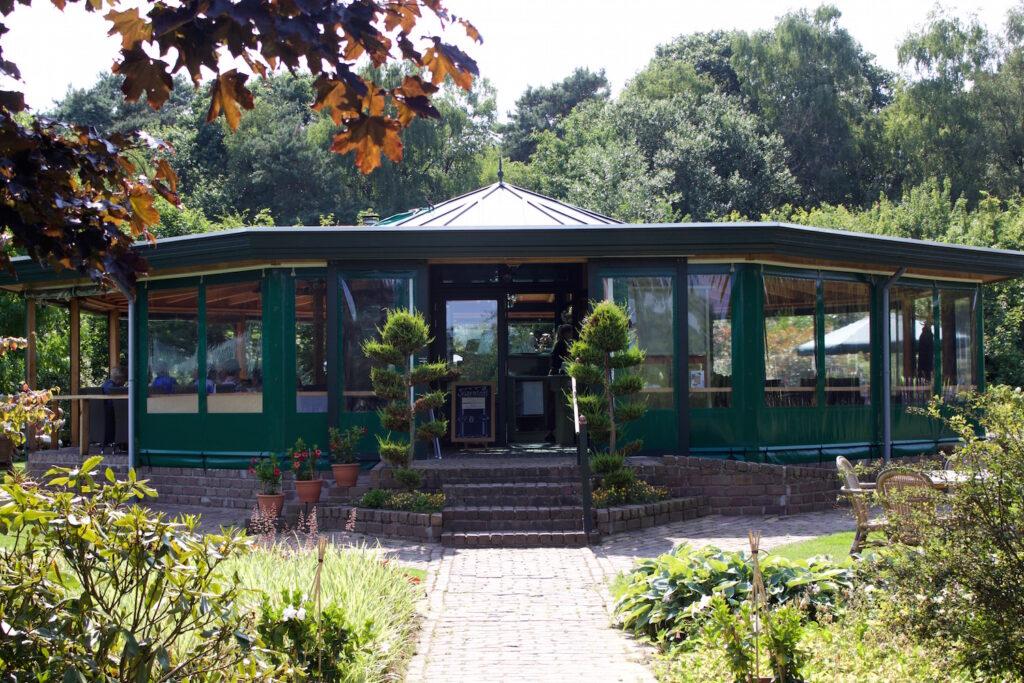 Teehaus Theehuis Blumen Broeckhuizen Lottum Limburg Holland Niederlande