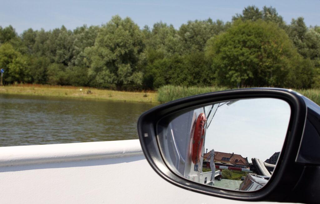 Fähre Maas Limburg Holland Niederlande