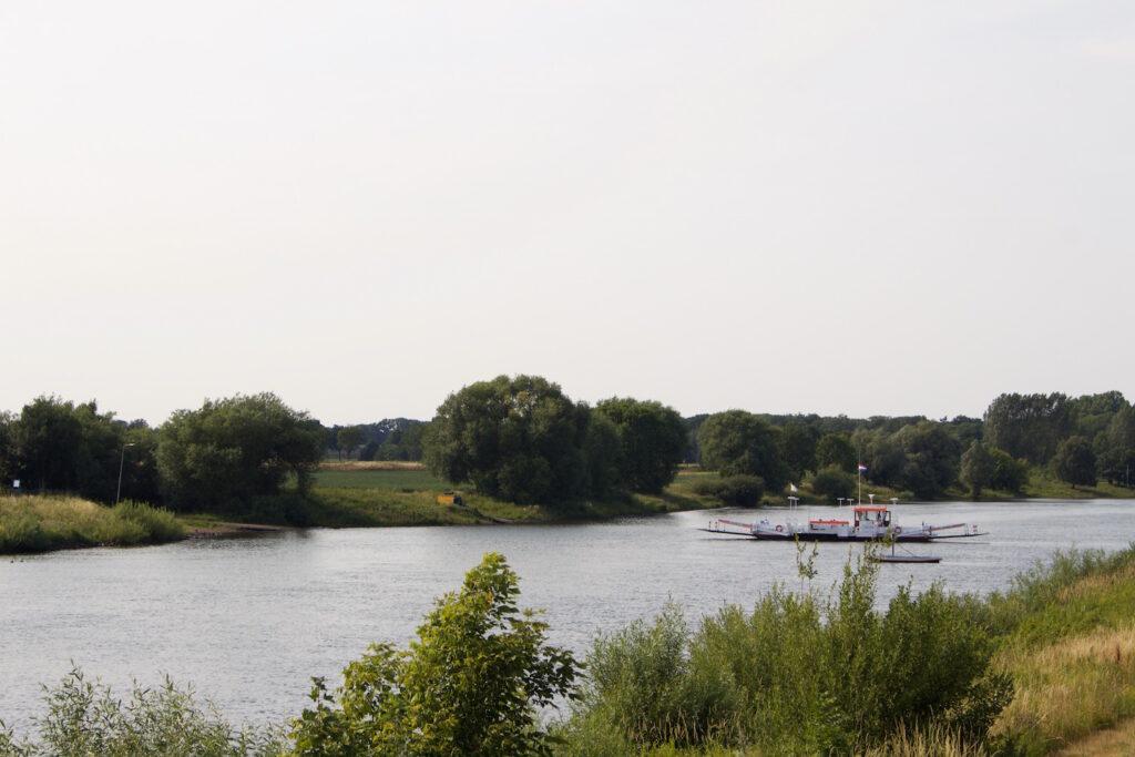 Fähre Steyl Klosterdorf Maas Limburg Holland Niederlande