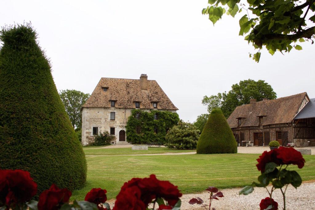 orne eure surville Normandie Frankreich ausgefallen übernachten Hotel Restaurant