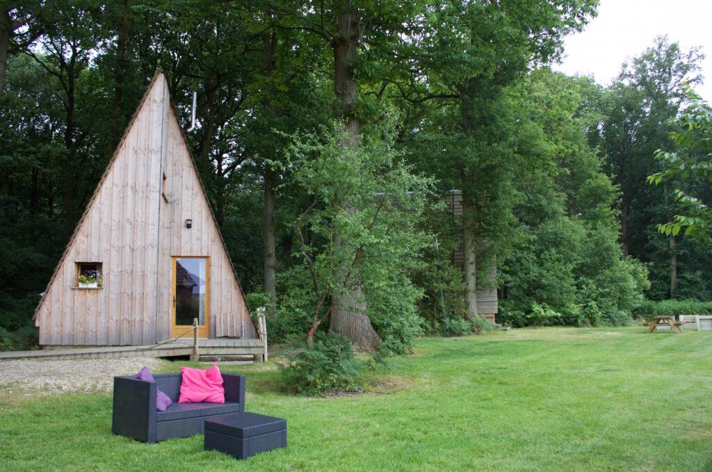 Rêves de nature: Holztipi Normandie Frankreich ausgefallen übernachten Ferienwohnung
