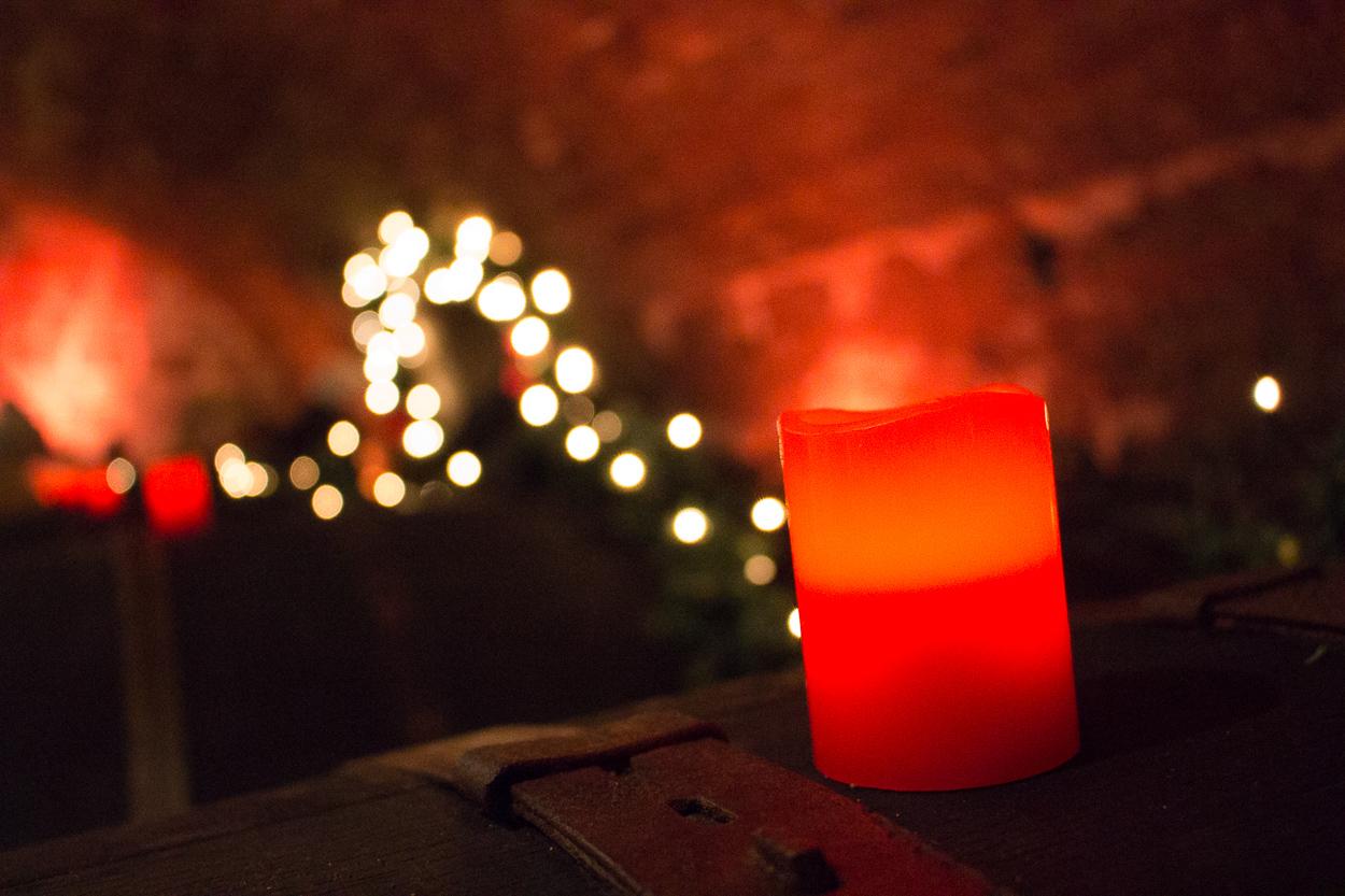 Weihnachtsmarkt mal anders: Von Wein, Kunst und Genuss in unterirdischen Gewölben