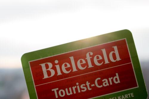 Kostengünstig Bielefeld entdecken geht prima mit der Tourist-Card Bielefeld