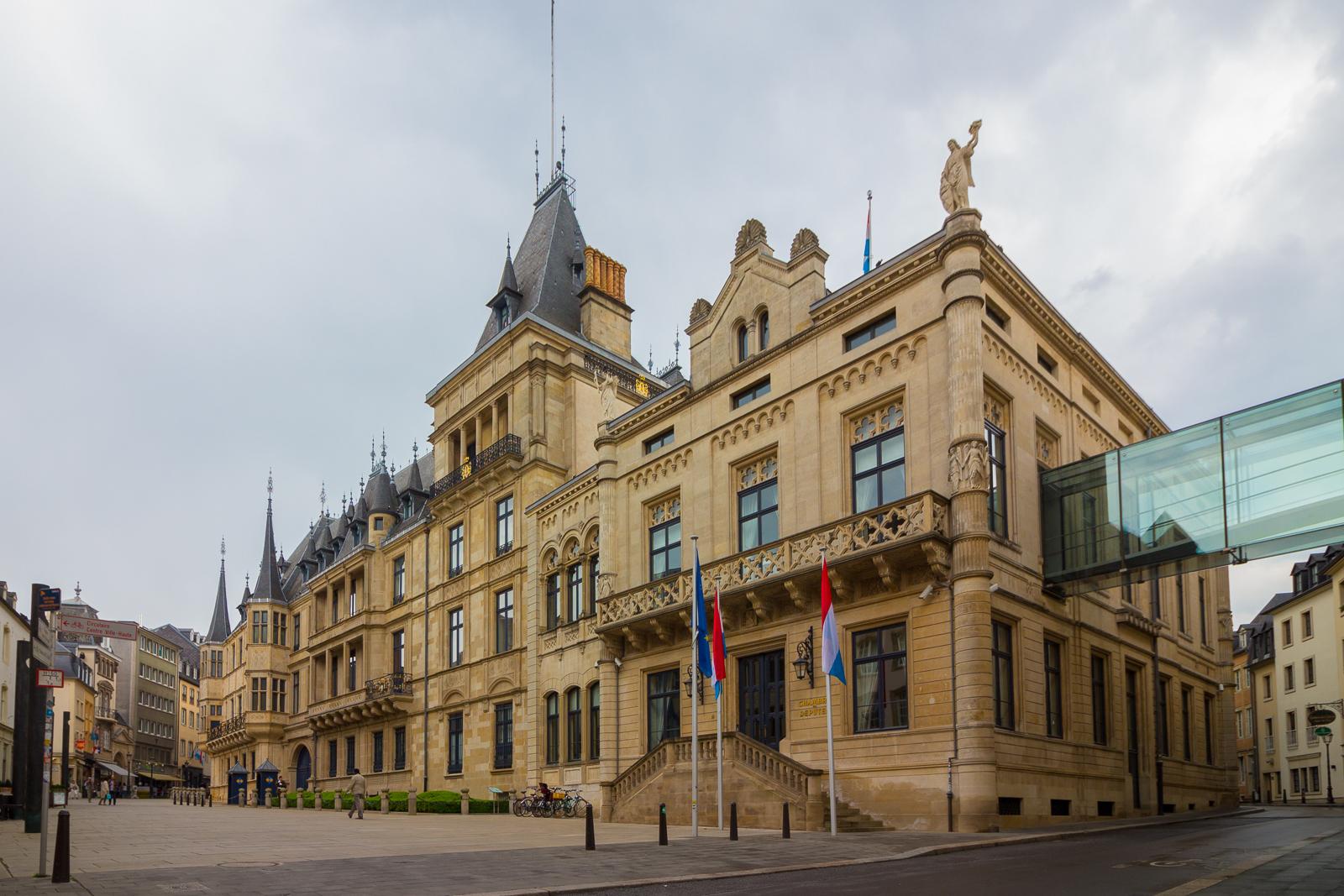 Luxemburg Zentrum, Luxemburg Stadt, Luxemburg City, Luxembourg