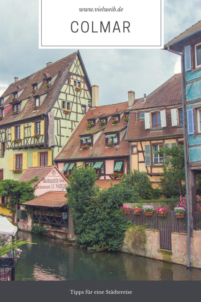 Colmar, Städtereise, Elsass