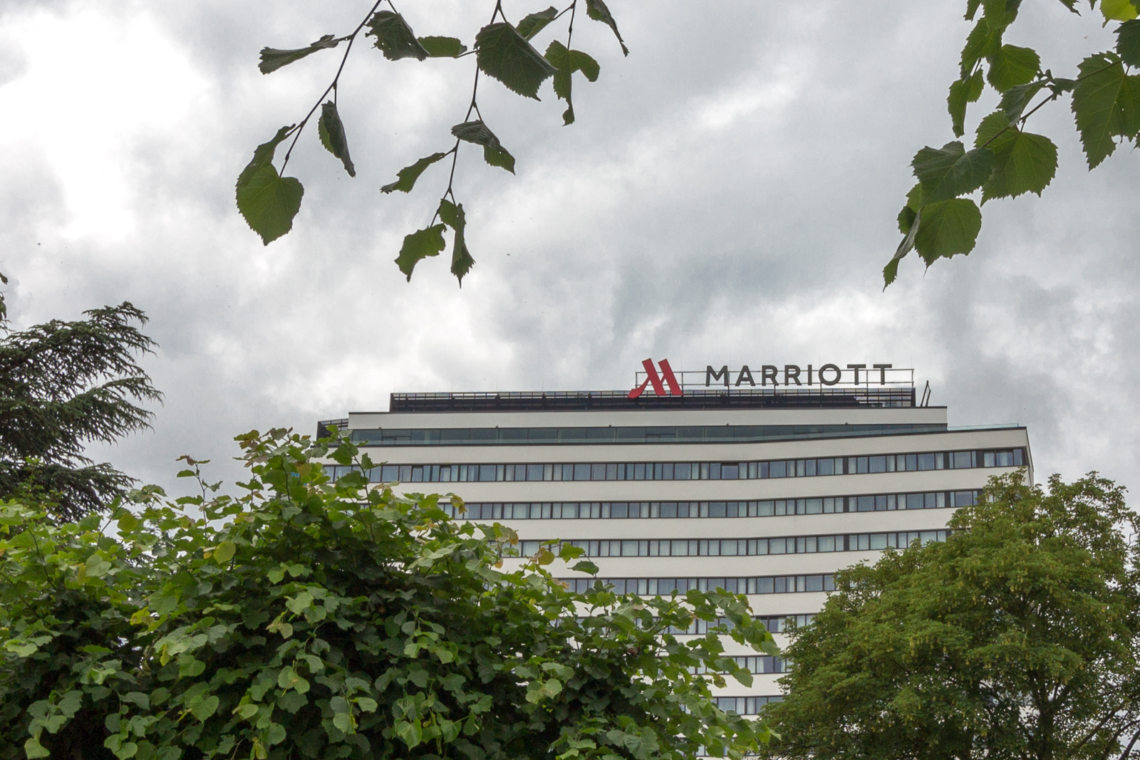 Bonn Marriott World Conference Hotel
