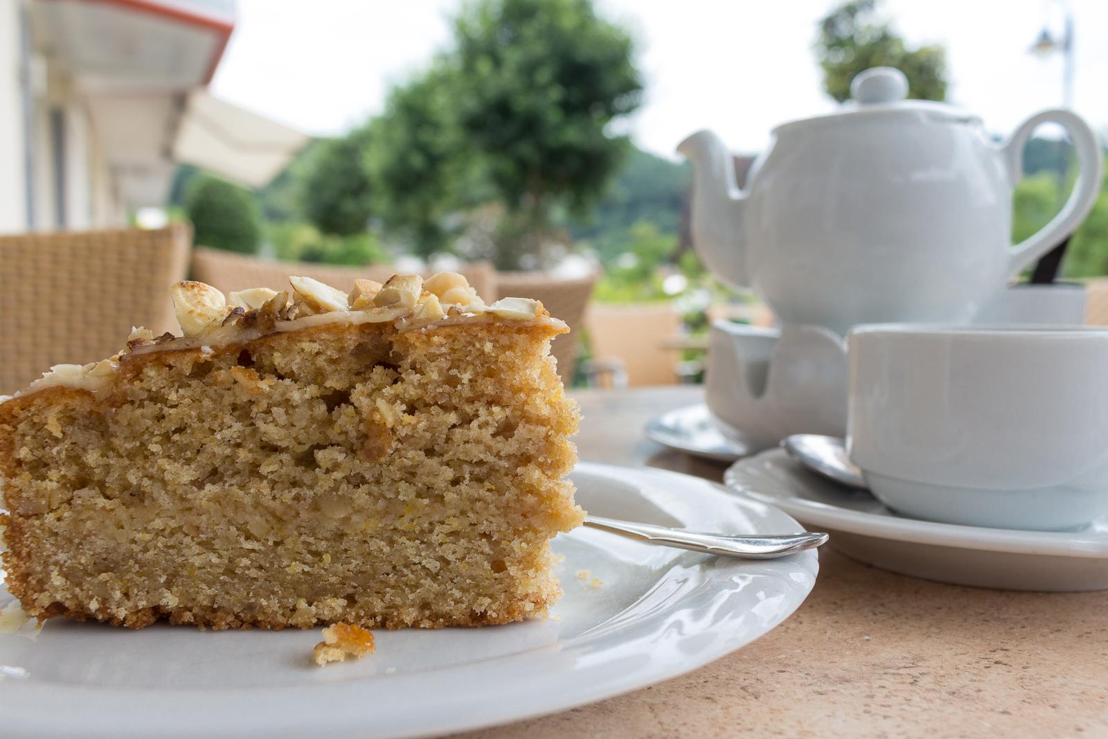 Apfelkuchen, Rezept, NaturPurHotel, Schlemmercafé, Meerfeld, Meerfelder Maar, Rheinland-Pfalz, Eifel, Vulkaneifel, Kuchen