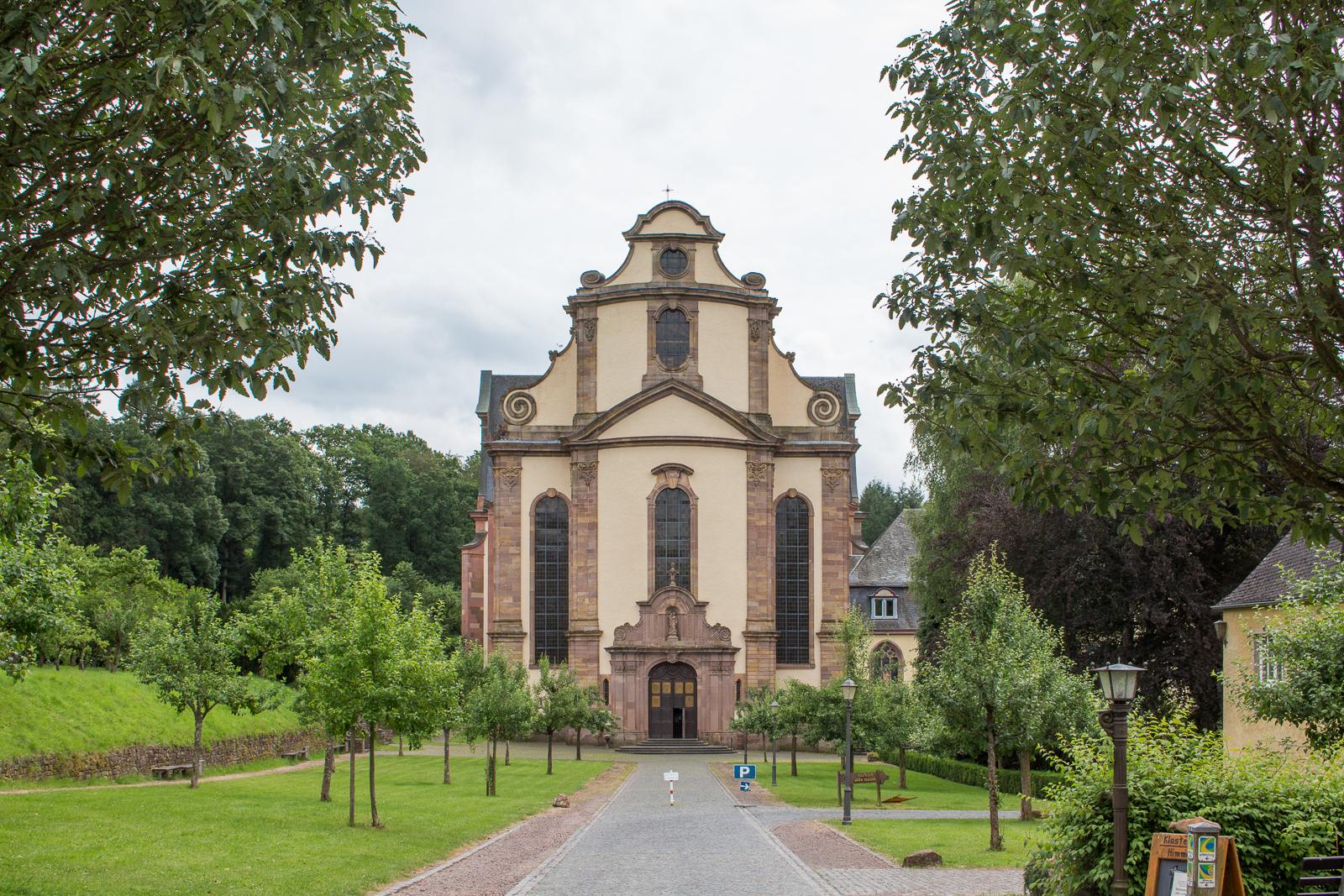 Abtei Himmerod - ein Ort der Einkehr