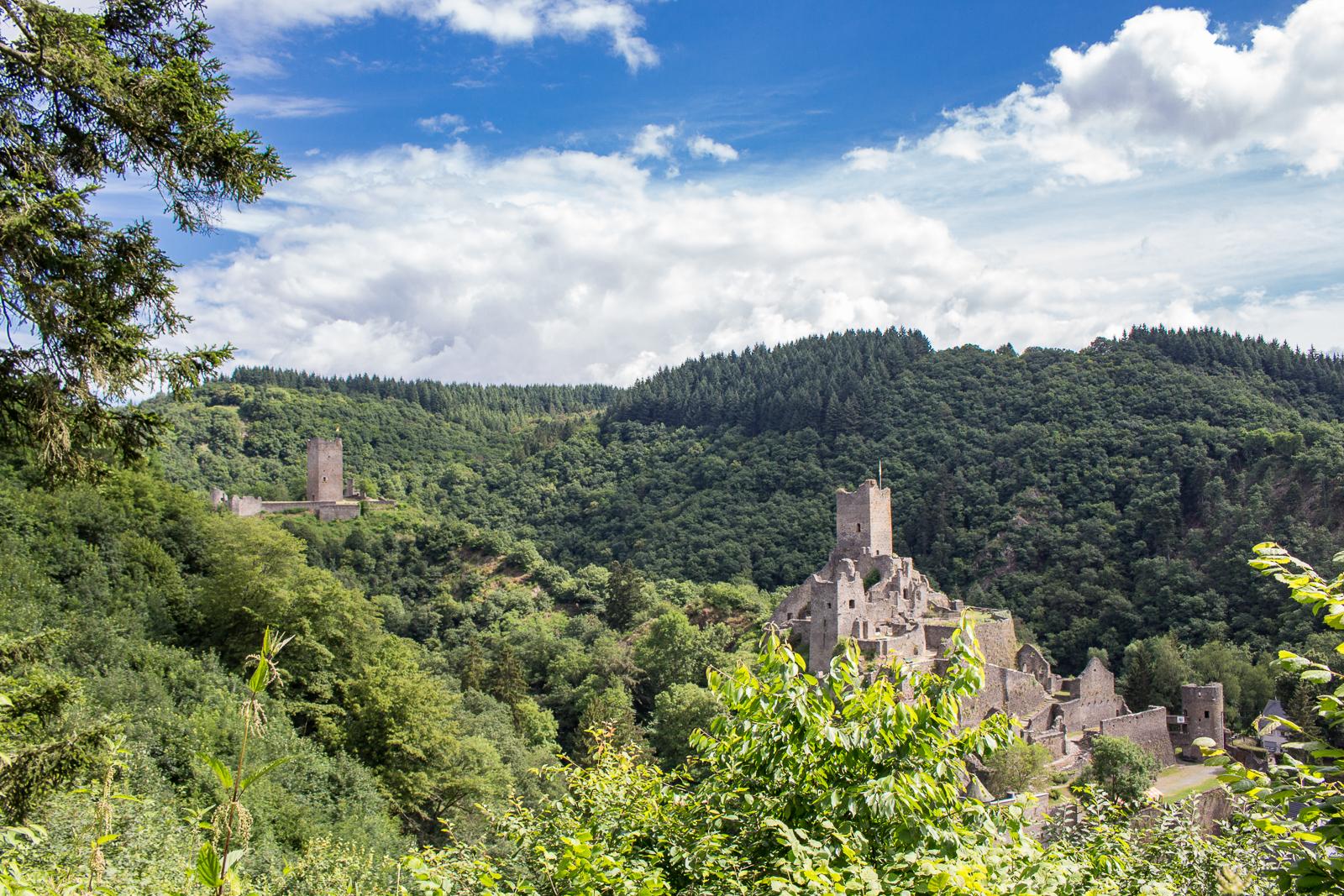 Vulkaneifel, Eifel, Ausflugstipps, Roadmap, Cabriotour, Motorradroute