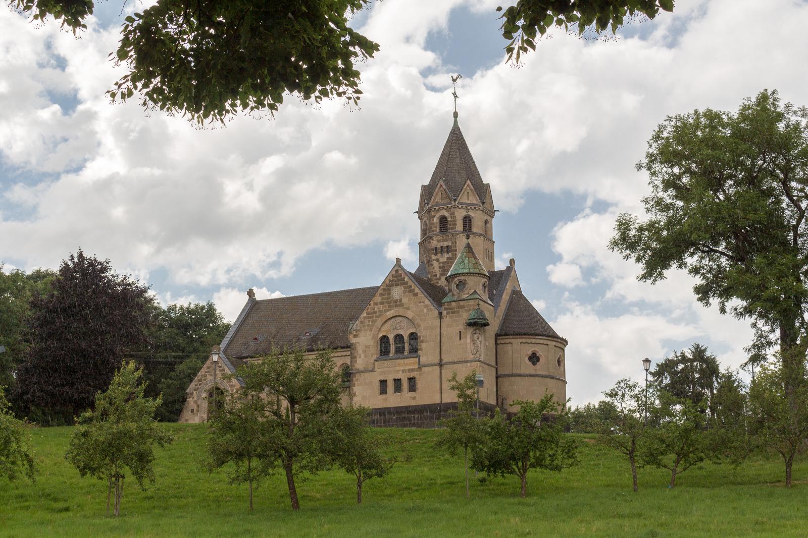 Mirbach Erlöserkirche, Eifel