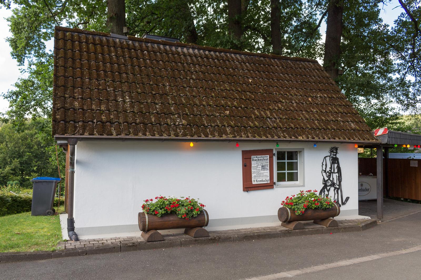 Siegerland, Backes, Brot backen