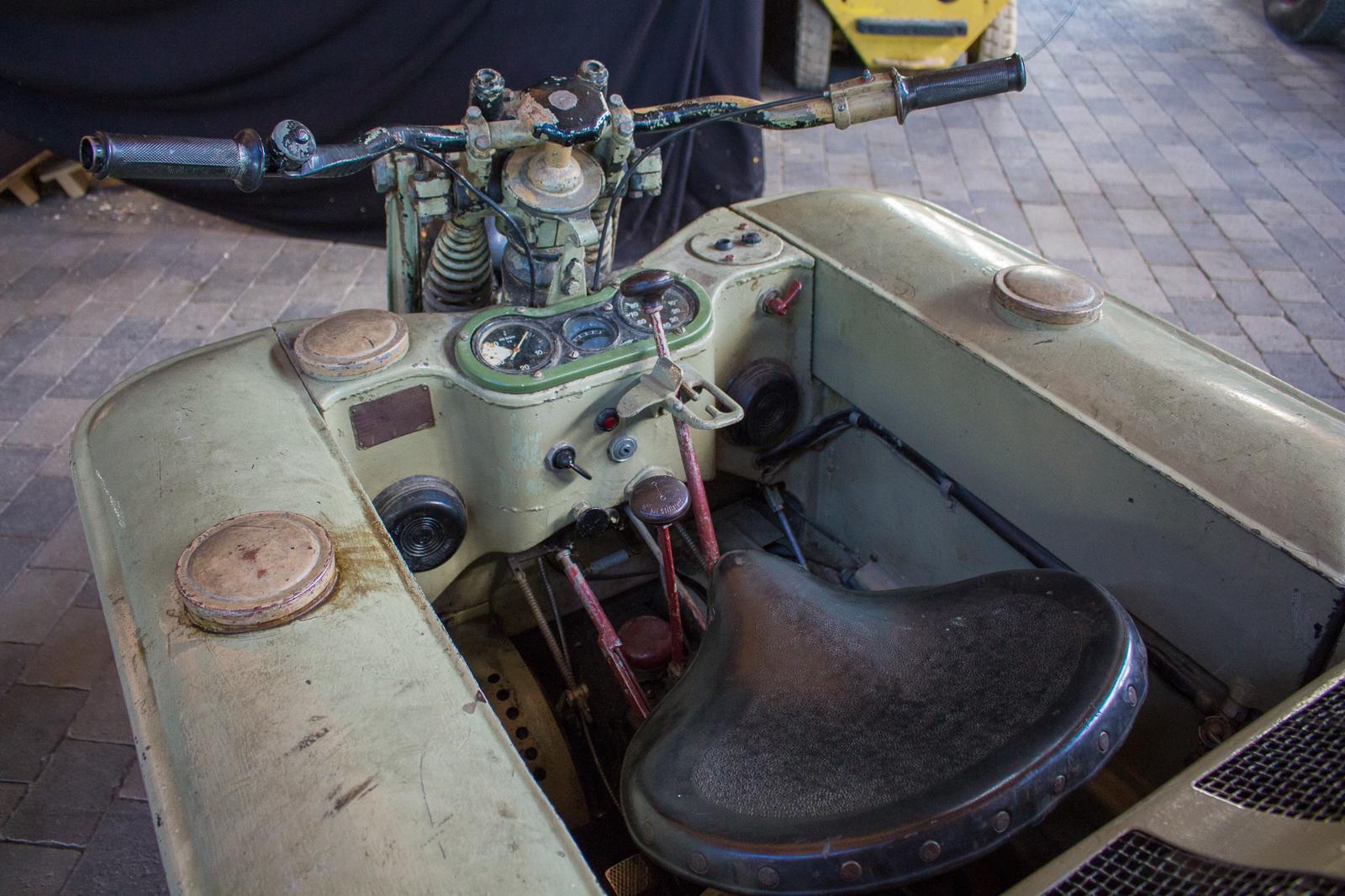 Siegerland, Technikmuseum Freudenberg