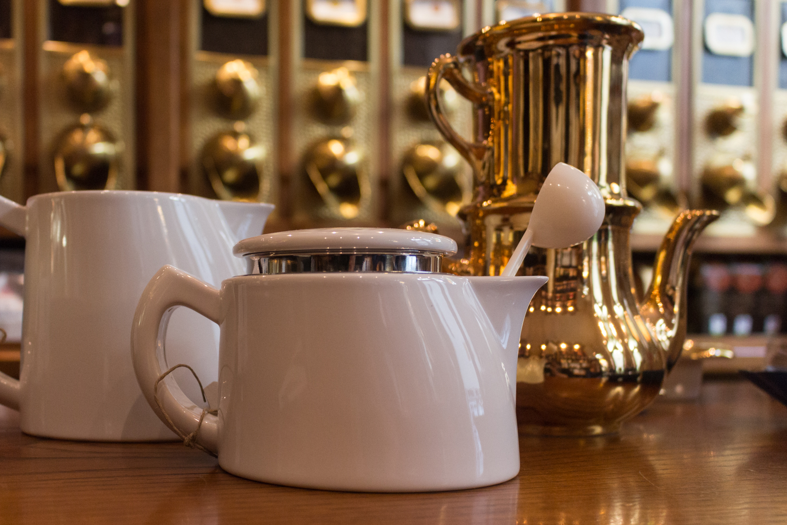 Coffeetasting bei Kaffee Gliss in Köln