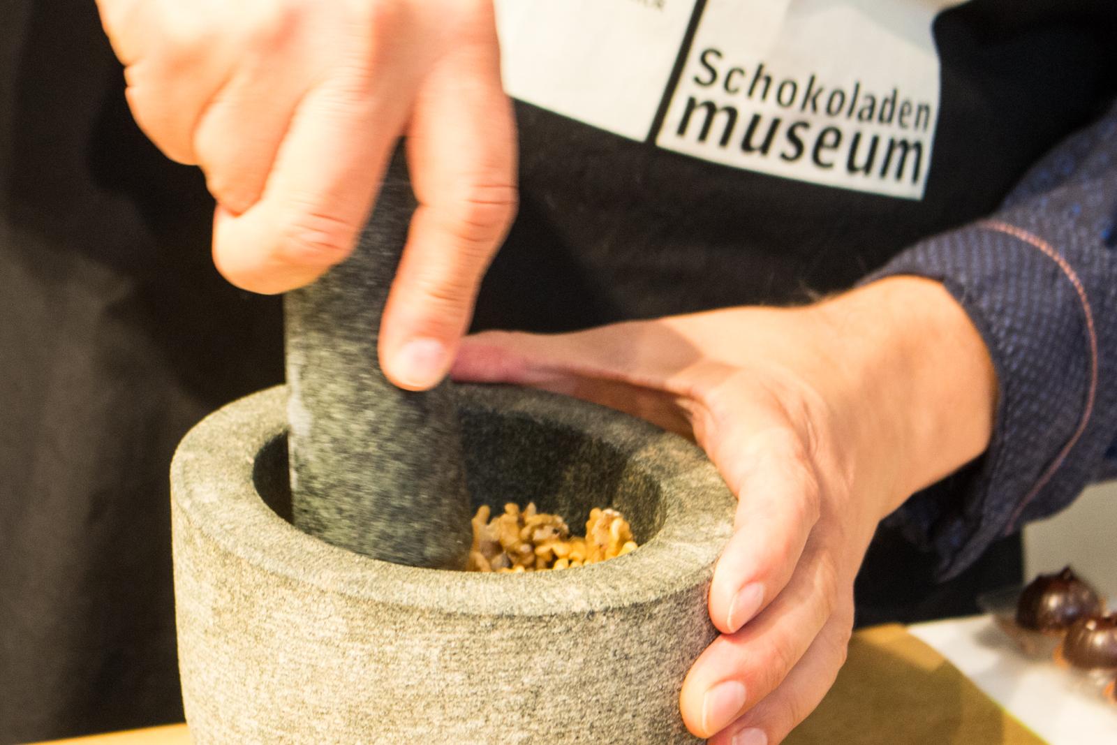 Pralinen, Pralinenkurs, Schokoladenmuseum, Köln, Cologne, Travel, chocolate