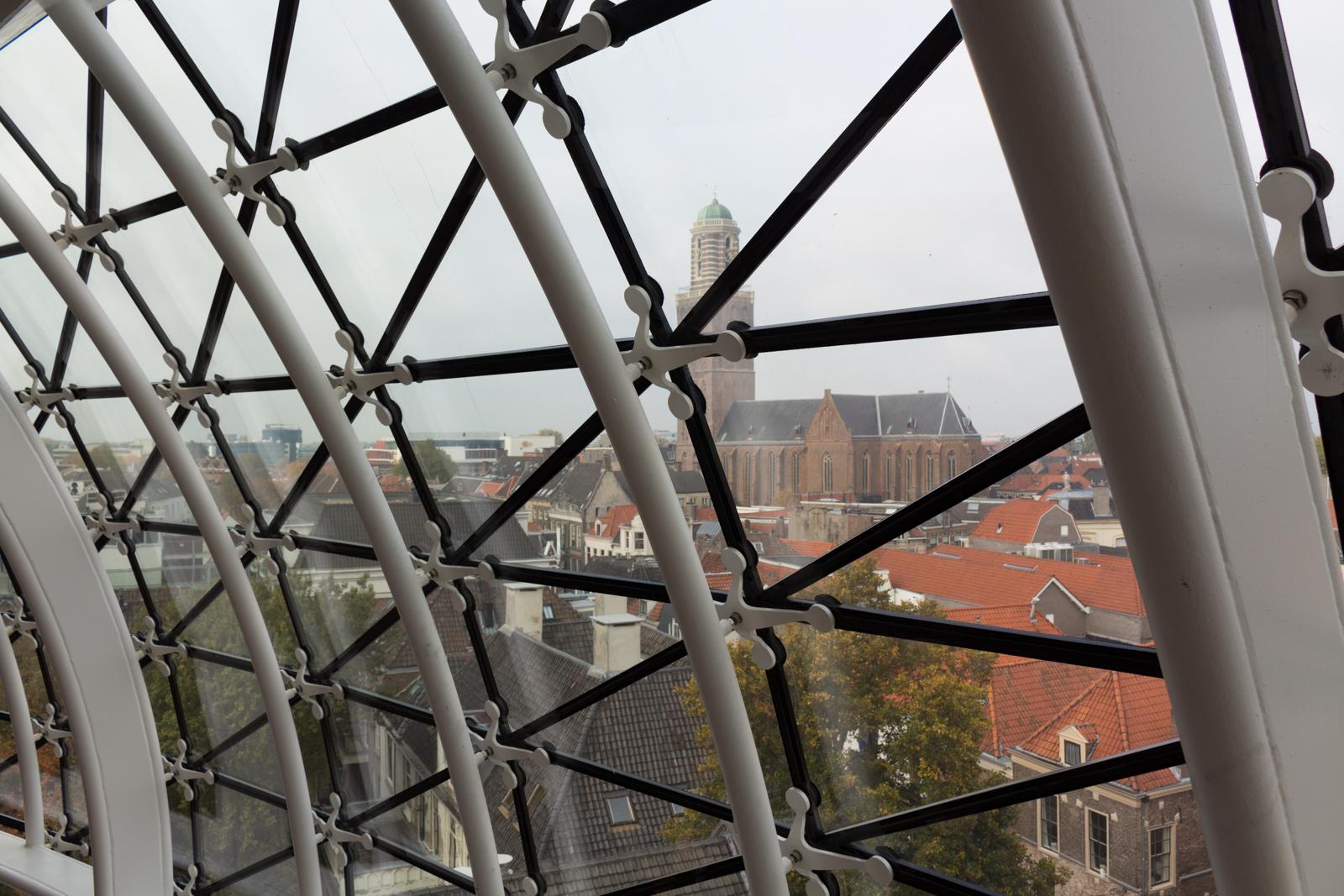 Museum Fundatie, Altstadt, Zwolle, Taxi, Fahrradtaxi, Genießertour, Hansestadt, Holland