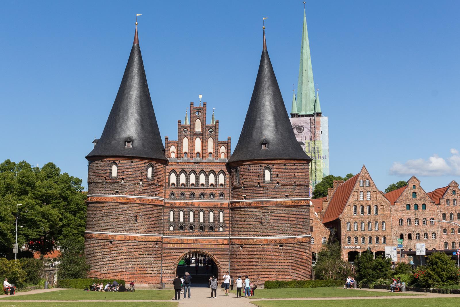 Lübeck, Luebeck, Lübecker Altstadt, Sightseeing, Städtetour, Luebeck entdecken, Unesco Weltkuturerbe, Sightseeing, Marzipan, holstentor,