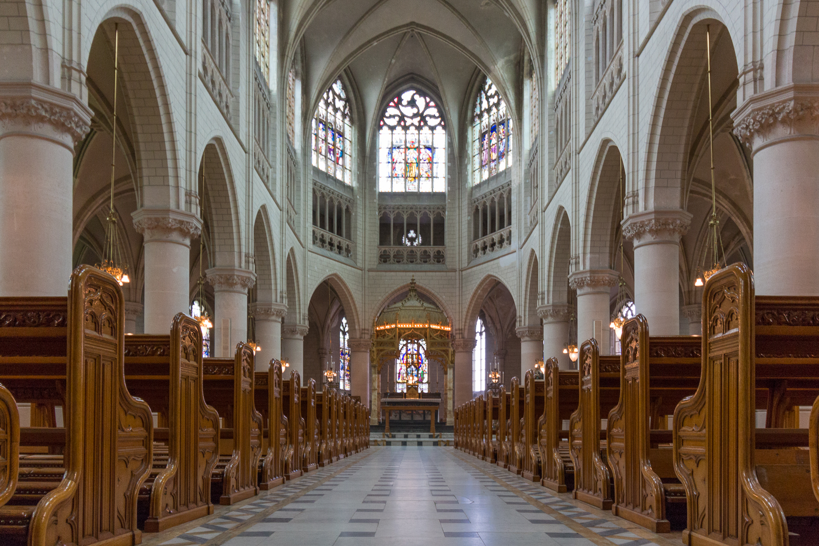 Mechelen, Onze-Lieve-Vrouw-Waver, Internet, Jugenstil, Ursulinen, Ursulinenkloster, Ausflugstipp