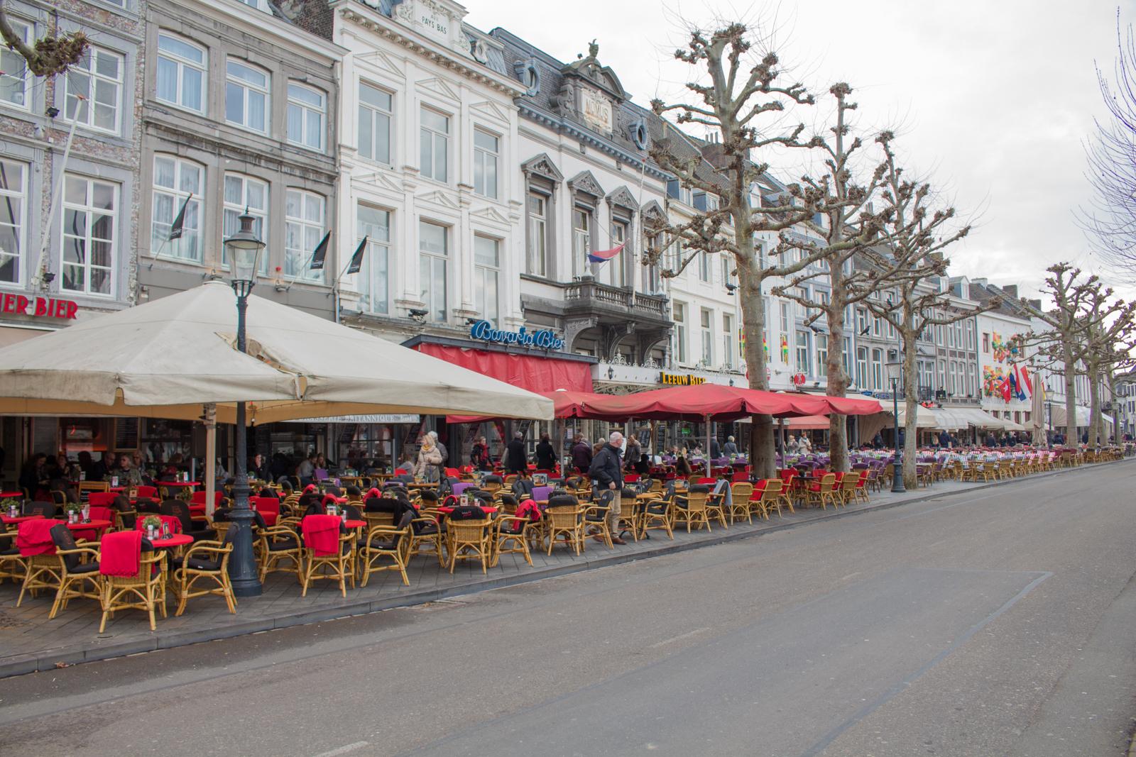 maastricht, citytrip, städtereise, cafés, restaurants, sightseeing