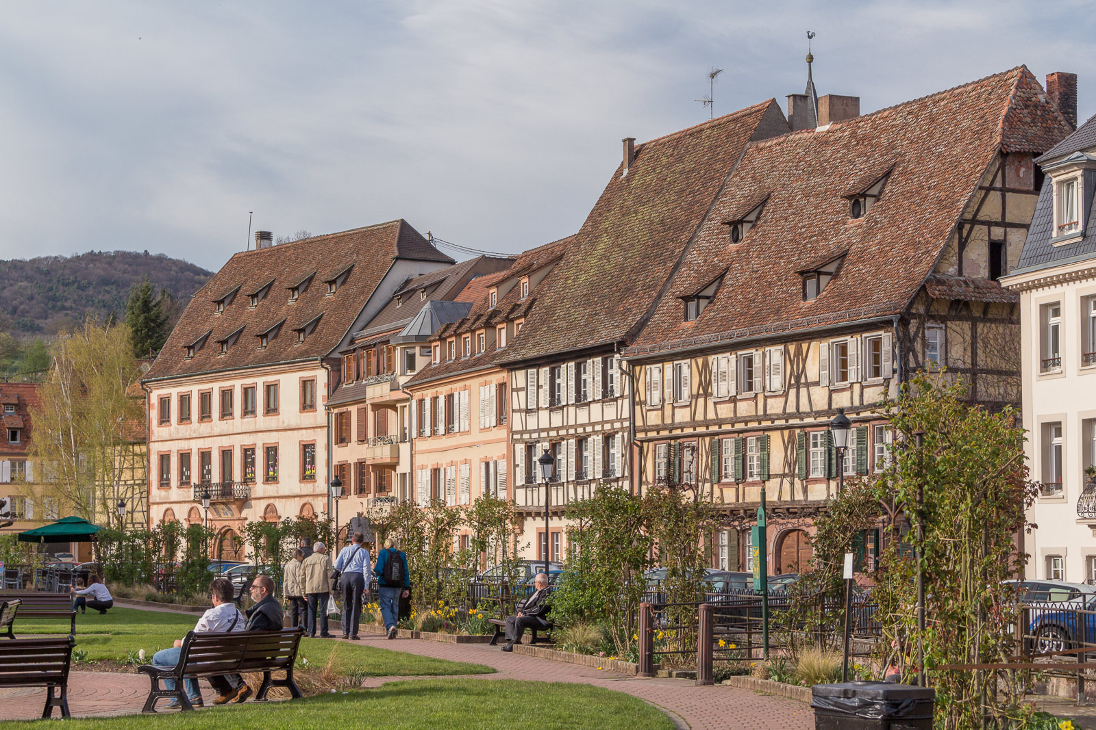 Cabriotour, Roadtrip, Pfalz, Weinstraße, Südliche Weinstraße, Reiseblog, #RLPerleben, Rheinland-Pfalz, Wissembourg, Elsass, Alsace