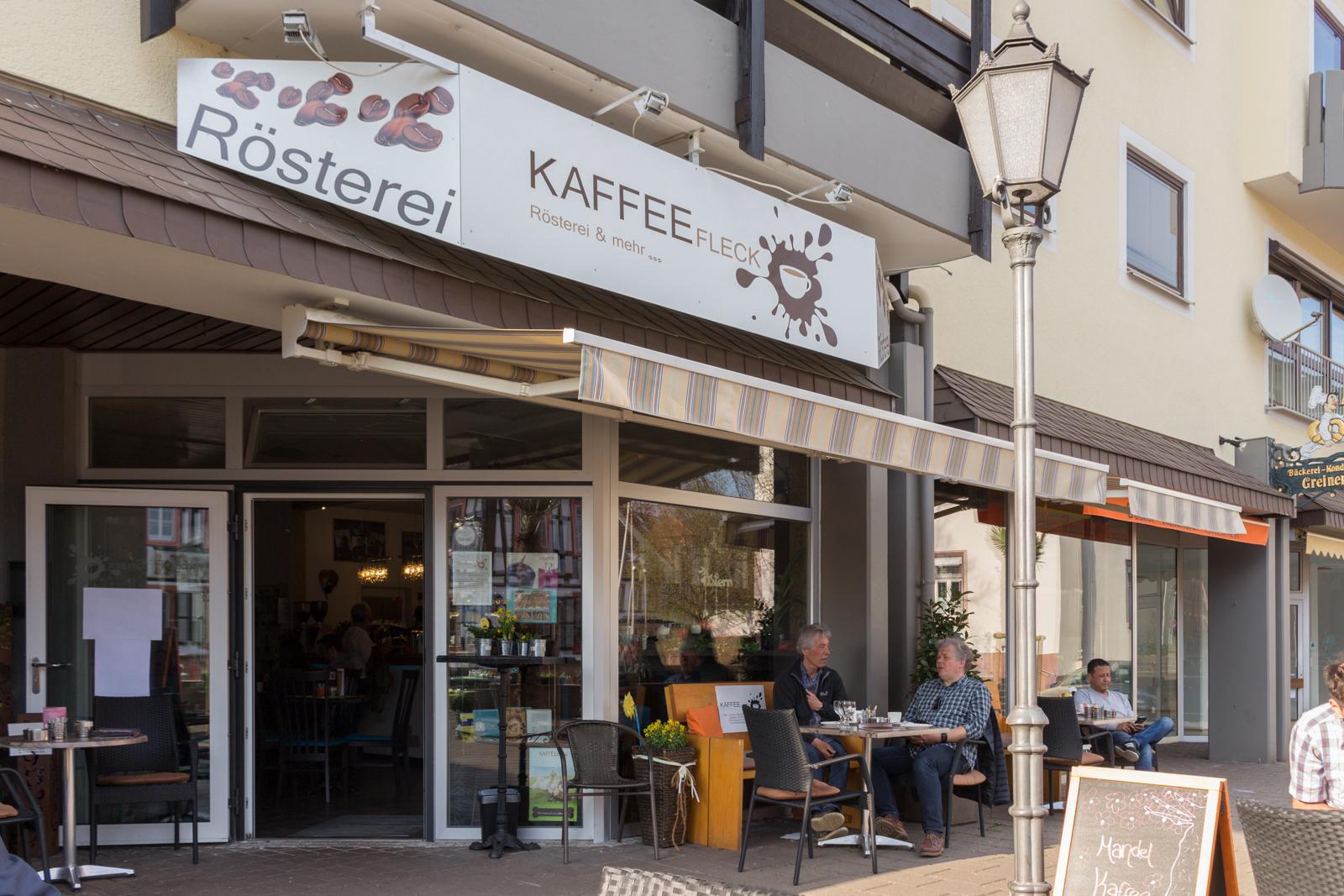 Kaffeefleck, Café, Bad Bergzabern, Pfalz, Südpfalz, Südliche Weinstraße