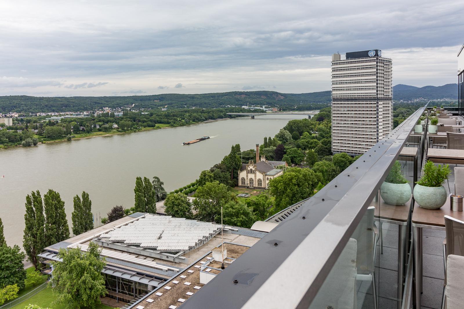#Rheingenuss, Rhein, Bonn, Marriott