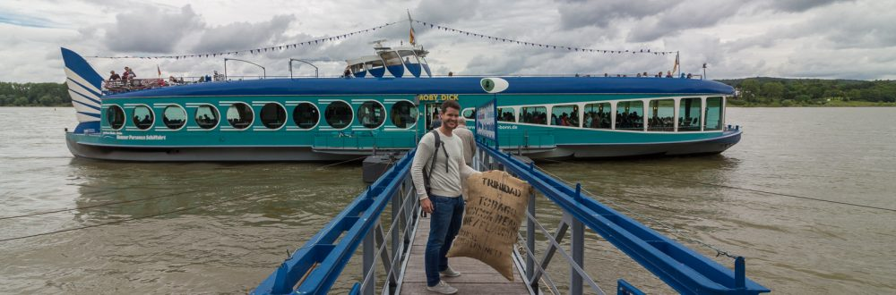 #Rheingenuss, Rhein, Bonn, Schifffahrt Moby Dick