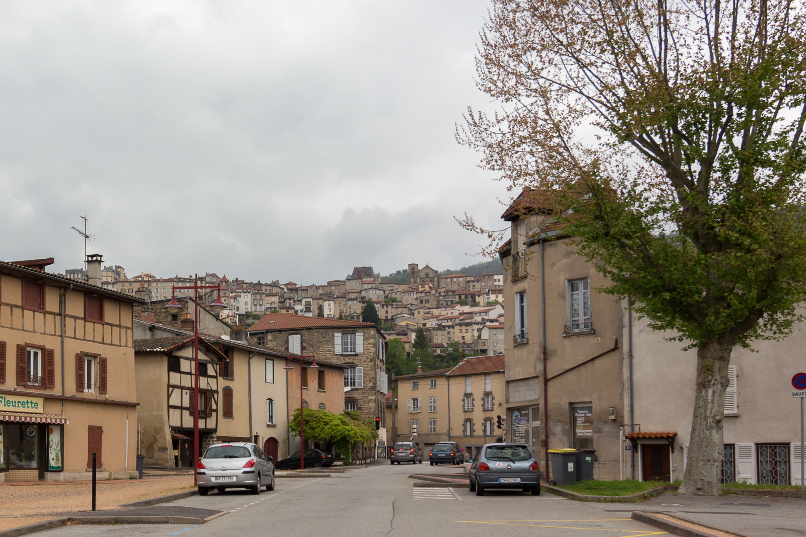 Auvergne, Roadtrip, Thiers