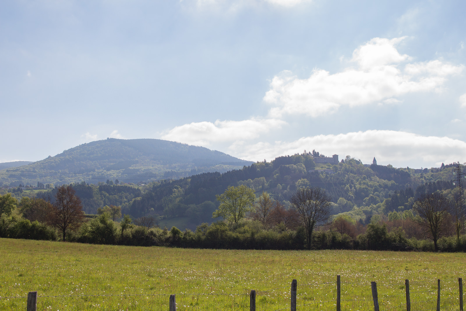 Auvergne, Roadtrip