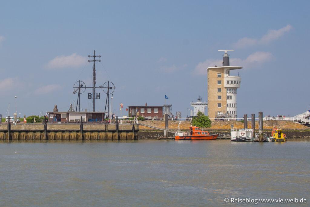 Cuxhaven, Hafen