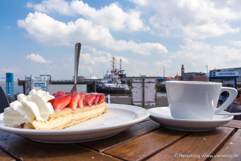 Cuxhaven, Hafen, Schifffahrt, Elbe
