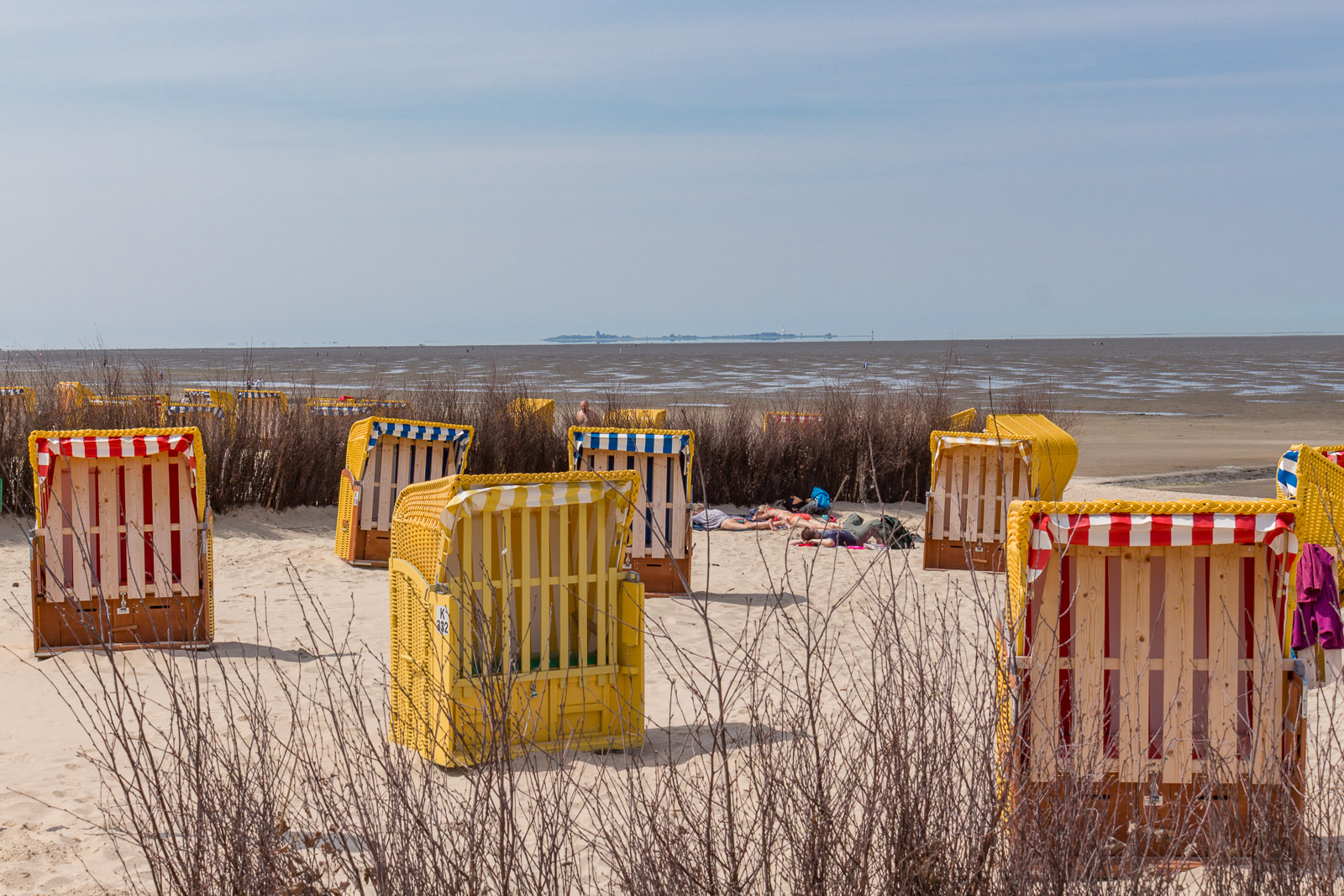Cuxhaven, Wochenendreise, Hafen, Hafenrundfahrt, Schiffe, Boote, Duhnen, Strandcafé Behrens