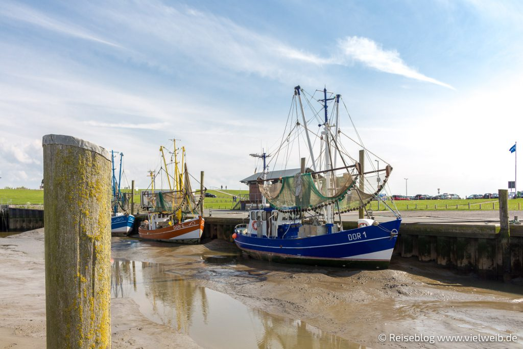 Cuxhaven, Dorum, Kutterhafen