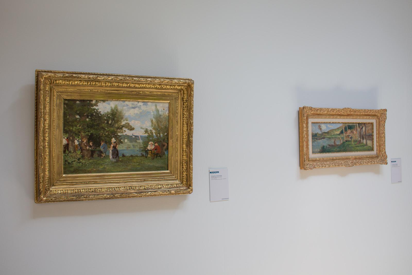 Normandie, Eure, Vernon, Museum