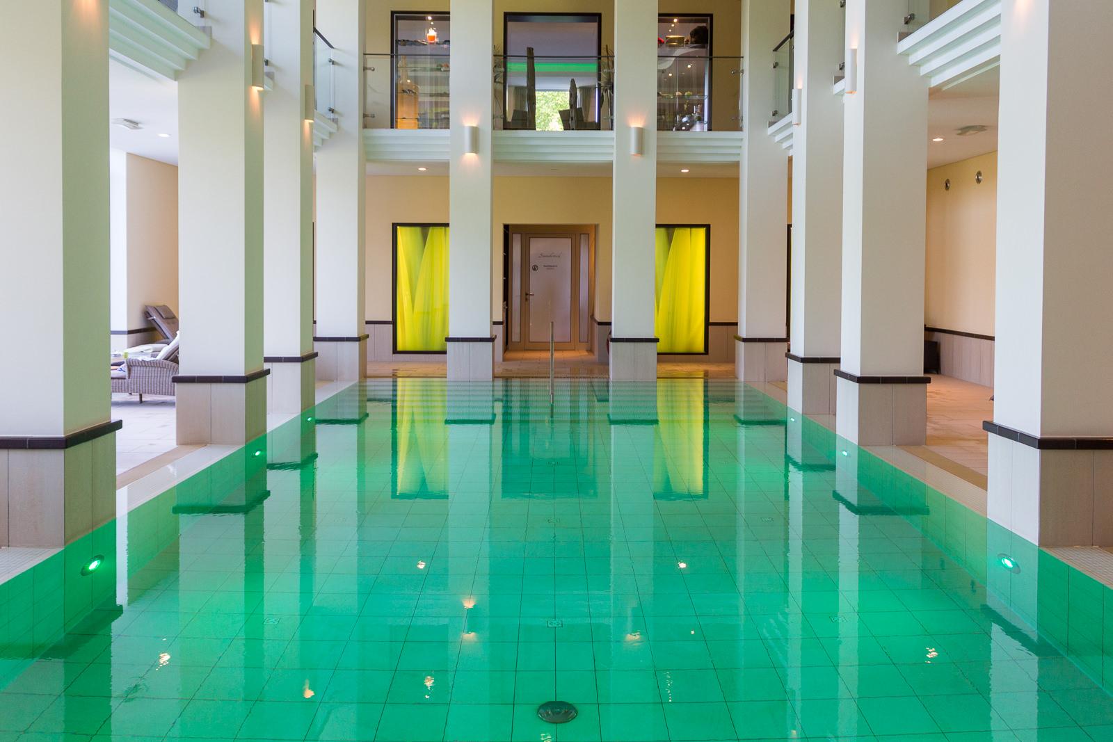 Pool Hotel Diedrich