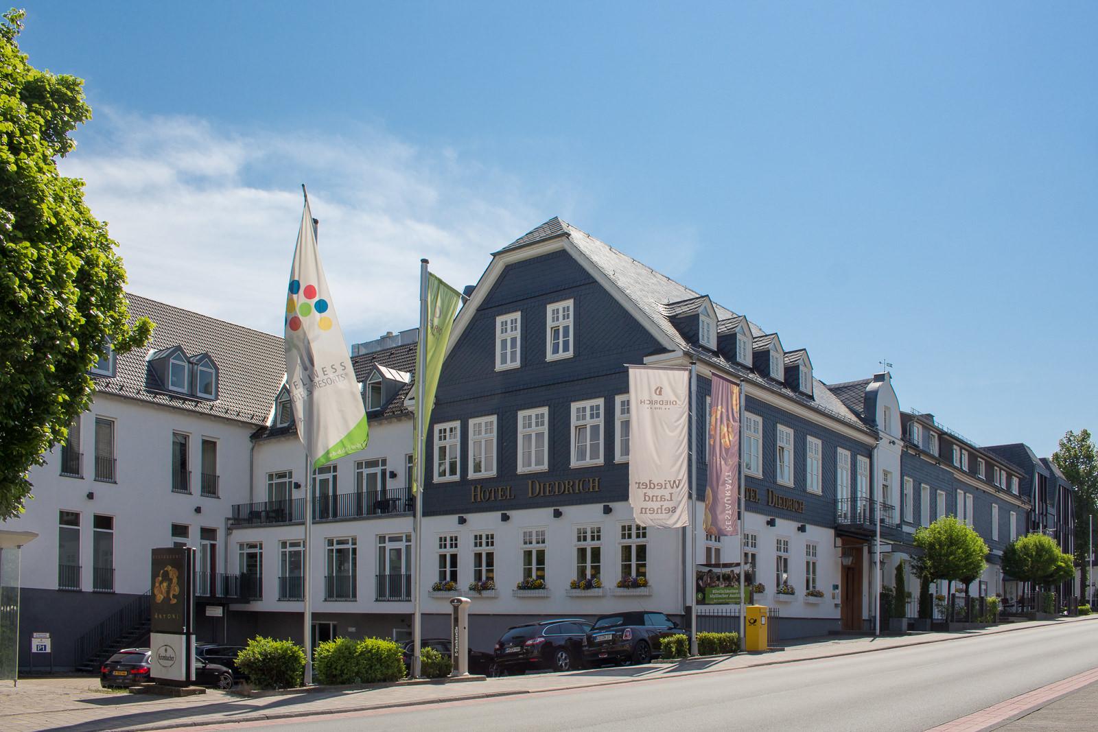 Sauerland,Sommerwellness, wellness, Hotel, Hotel Diedrich, Entspannung, Erholung