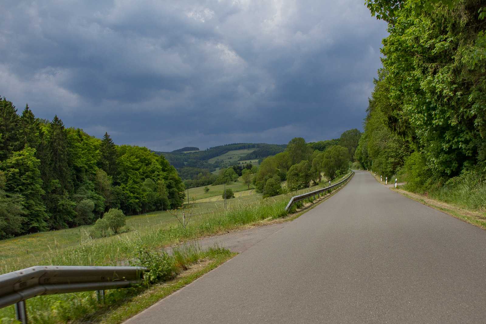 Sauerland, Roadtrip, Cabriotour