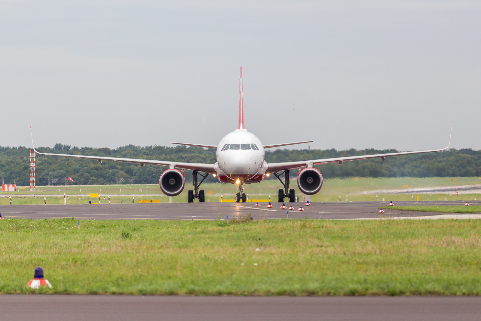 Flughafentour Düsseldorf DUS, Fototour