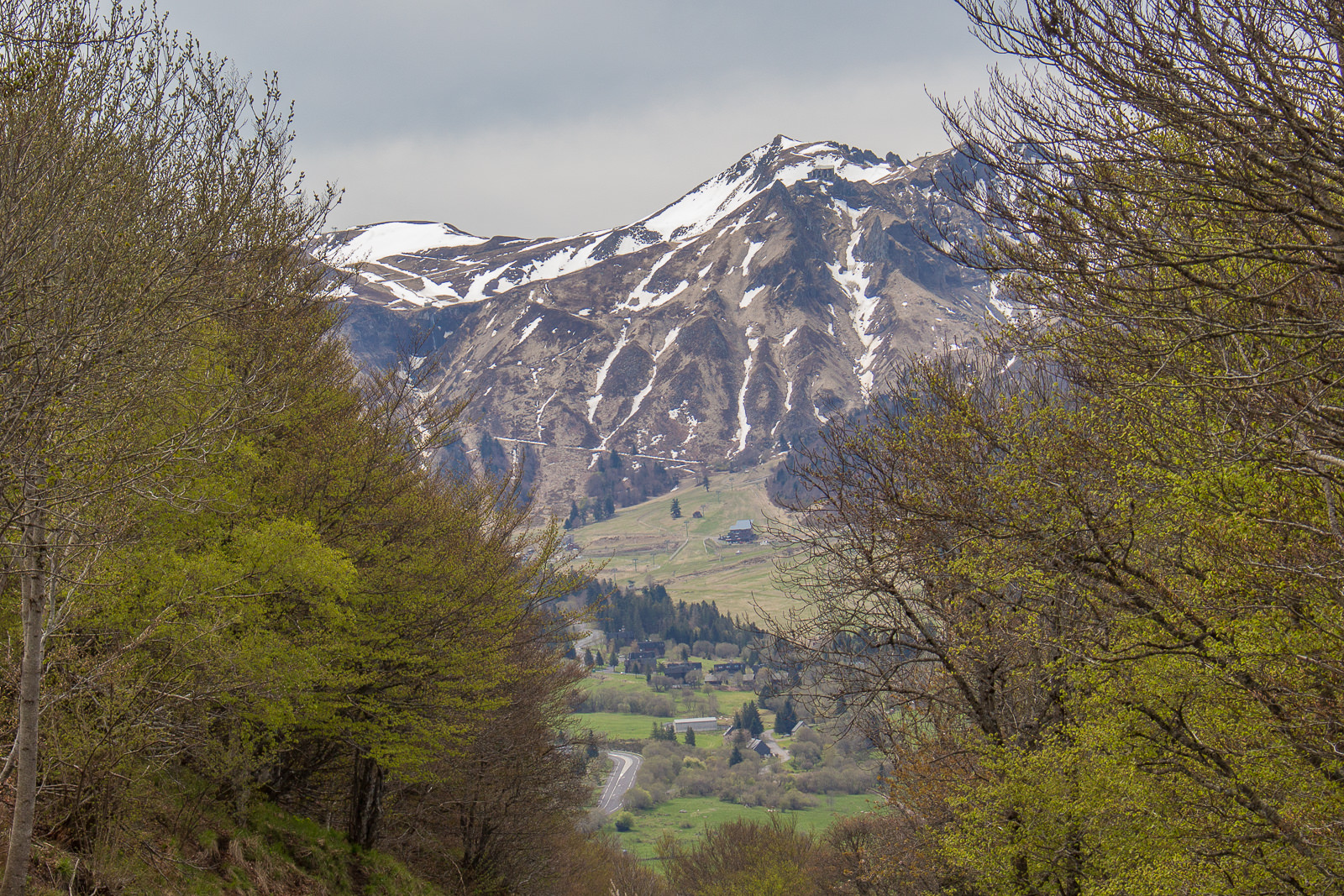 Sancy-Massiv, Auvergne
