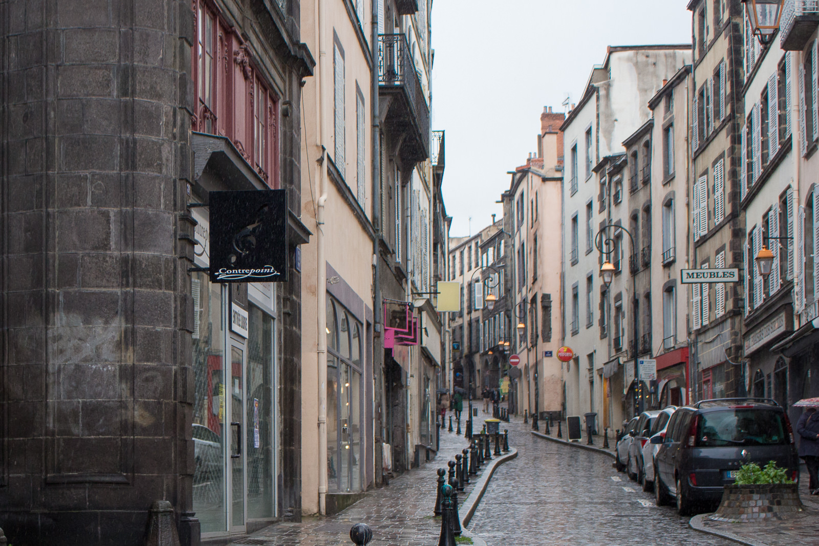 Clermont-Ferrand, Auvergne