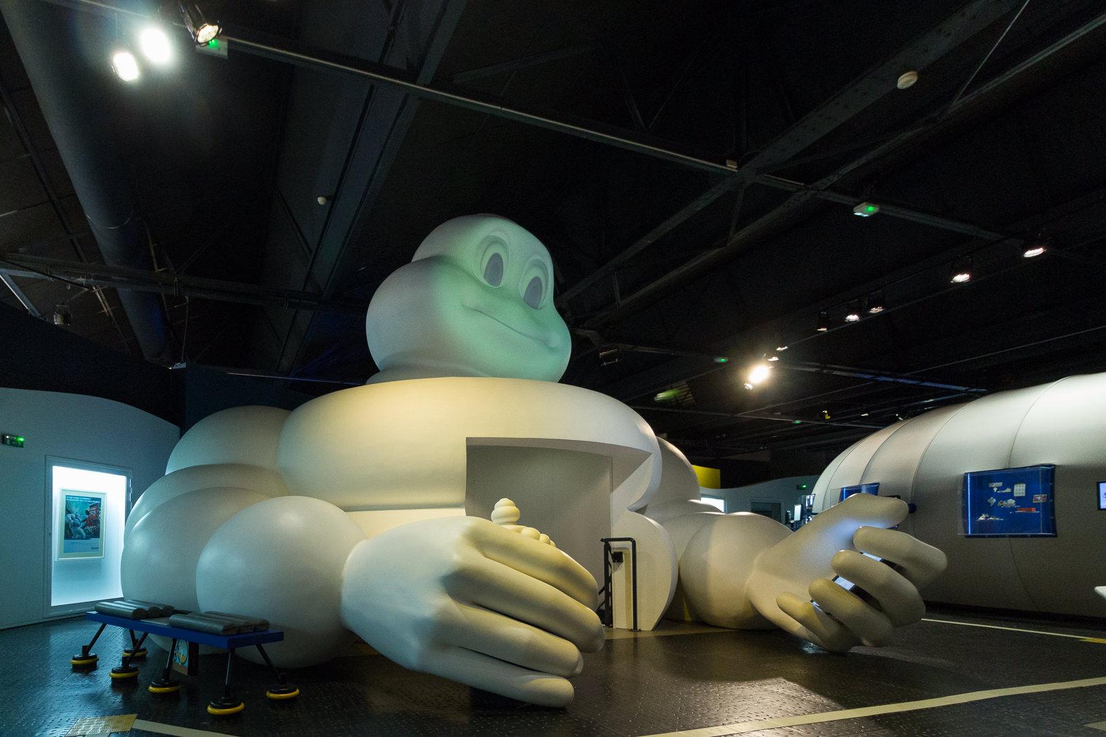 Auvergne, Michelin,Museum, Clermont-Ferrand