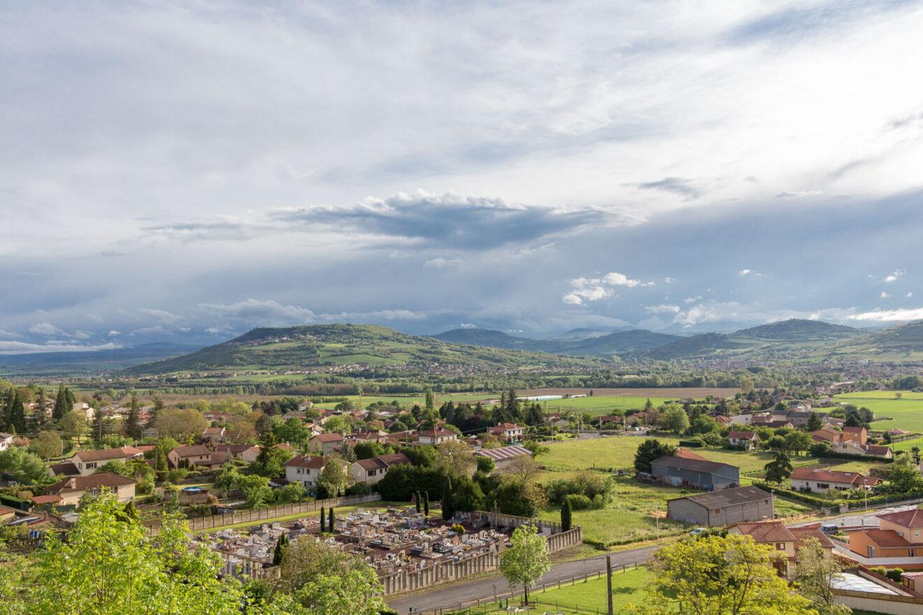 Begeistert von der Auvergne - auch wenns mal regnet...