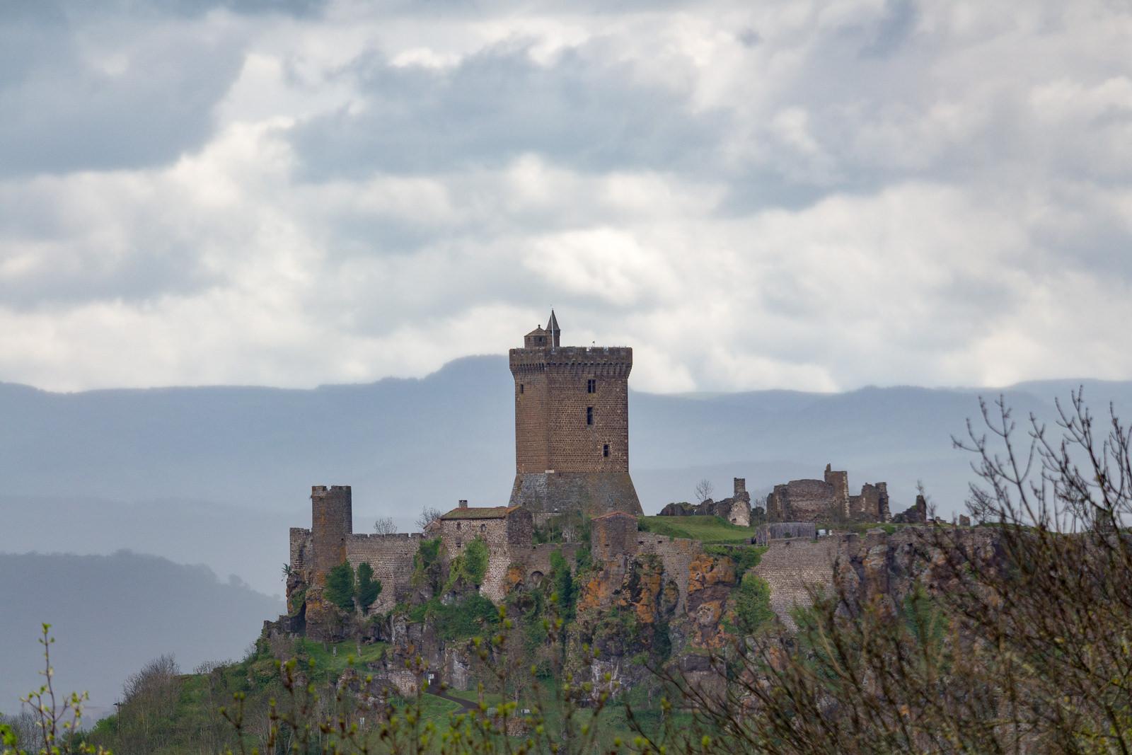 Le Puy-en-Velay, Auvergne, Frankreich