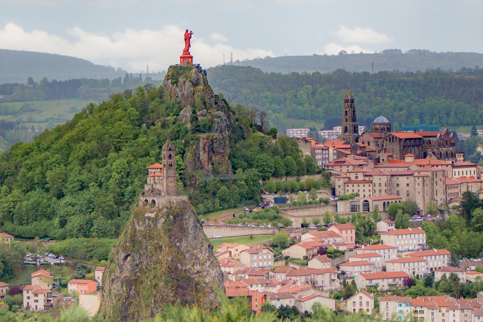 Begeistert Von Der Auvergne Auch Wenns Mal Regnet Vielweib On Tour